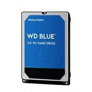 Western Digital WD Blue 500GB Mobile Hard Disk Drive 5400 RPM SATA 6 Gb/s 7.0 MM 2.5 Inch WD5000LPCX