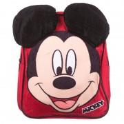 Ghiozdan gradinita Mickey Mouse, 21 x 10 x 27 cm