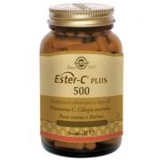 Solgar Linea Vitamine Minerali Ester-C Plus 500 Integratore 100 Capsule