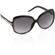 Joe Black Over-sized Sunglasses(Grey)