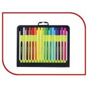 Ручка капиллярная Schneider Line-Up набор 16 цветов 191092