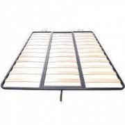 Somiera Metalica Quality 3 Zone cu Sistem rabatare 185 x 200 cm Qualitysom Product