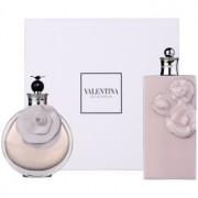 Valentino Valentina coffret II. Eau de Parfum 80 ml + leite corporal 200 ml
