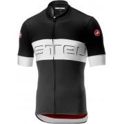 Castelli Prologo VI tricou ciclism bărbați Black L