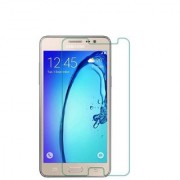 Samsung Galaxy On7 Pro Premium Tempered Glass Anti Bacterial Air Bubble Proof Glass