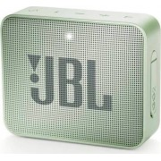 Jblgo2mint Go 2 - Cassa Bluetooth Speaker Altoparlante Portatile Impermeabile Ipx7 Potenza 3 Watt Jack 3.5 Mm Usb Colore Verde - Jblgo2mint