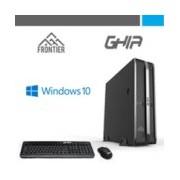 GHIA FRONTIER SLIM / AMD A8-9600 QUAD CORE 3.1 GHz / 8 GB / 1 TB / WI-FI / WIN 10 HOME