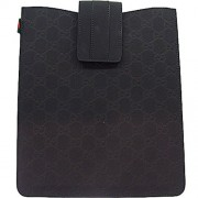 Husa tableta GUCCI Pouch Luxury Black pentru Apple iPad 3 / iPad 4 Retina