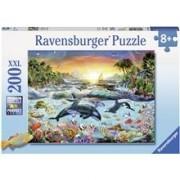 Ravensburger Pussel XXL 200 Bitar Orca Paradise