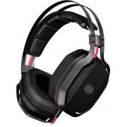 Cooler Master MasterPulse Pro SGH-8700-KK7D3 Wired 44 mm Stereo Headset - Over-the-head - Circumaural - Black