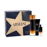 Giorgio Armani Code Profumo confezione regalo eau de parfum 110 ml + eau de parfum 15 ml + doccia gel 75 ml uomo