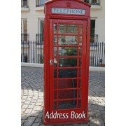 Telephone Address Book: Handy Little Book For Keeping All Your Telephone Numbers and Addresses in One Place, Paperback/Blank Books Journals