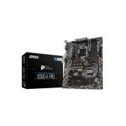 MSI Placa Base MSI B360-A Pro