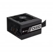 Fuente de Poder Corsair CX650 de 650W, ATX, 80 Plus Bronze. CP-9020122-NA