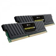 Memorie Corsair Vengeance LP 16GB (2x8GB) DDR3, 1600MHz, PC3-12800, CL9, Dual Channel Kit, CML16GX3M2A1600C9