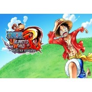 ONE PIECE: UNLIMITED WORLD RED (DELUXE EDITION) - STEAM - MULTILANGUAGE - WORLDWIDE - PC