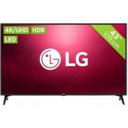 LG 43UM7100PLB Tvs - Zwart