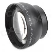 Teleobjetivo de 46 mm 2.0X - Negro
