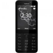 Телефон Nokia 230 RM-1172, Dual SIM, Черен