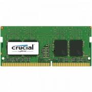 Crucial DRAM 8GB DDR4 2666 MT/s (PC4-21300) CL19 SR x8 Unbuffered SODIMM 260pin , EAN: 649528780065 CT8G4SFS8266