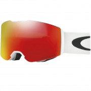 Oakley Fall Line matte white / Prizm Torch Iridium (2018/19)
