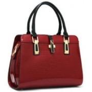 LACIRA Blue Shoulder bag Waterproof Shoulder Bag(Red, 20 L)