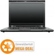 """IBM Thinkpad T430, 35,6 cm/14"""", Core i7, 8GB, 256 GB SSD (generalüberholt)"""
