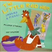 The Little Red Hen (Makes a Pizza), Hardcover