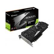 Gigabyte Tarjeta Gráfica GIGABYTE GeForce GTX 1660Ti Aorus (NIVIDIA - 6 GB DDR6)