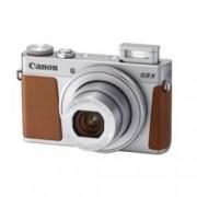 "Canon Powershot G9 X Mark II(сребрист), 3x оптично увеличение, 20.1 Mpix, 3.0"" (7.62cm) LCD сензорен дисплей, Wi-Fi, micro HDMI (TypeD), USB micro(TypeB), SDXC слот"