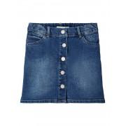Name It Nkftegani Dnm 2278 A-shape Skirt N: - jeans - Size: 158