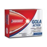 Iodosan Gola Action 3mg+1mg 20 Compresse Orosolubili Senza Zucchero