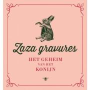 Zaza gravures: Het geheim van het konijn