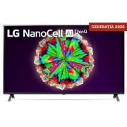 "Televizor LED LG 165 cm (65"") 65NANO803NA, Ultra HD 4K, Smart TV, WiFi, CI+"