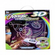 Tabla magica pentru desenat cu desene 3D Magic Drawing Board 3D