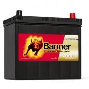 Banner Running Bull EFB 55515 jobb+ 55Ah / 460A akkumulátor
