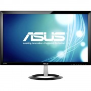 LED ekran 58.4 cm (23 inča) VX238H Asus KEU A 1920 x 1080 piksela Full HD 1 ms HDMI™, VGA, audio, stereo (3.5 mm jack) TN