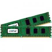 Crucial CT2K51264BD160B 8GB DDR3 1600MHz memory module