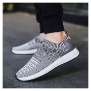 Zapatos Casuales Fashion-cool-Gris