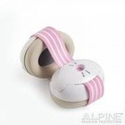 Alpine Muffy Baby oorkappen - roze - Alpine