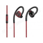 AEG Ecouteurs intra-auriculaires AEG Stereo Bluetooth KH 4232 BT noir/rouge