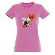 YourSurprise T-shirt - Femme - Fuchsia - S