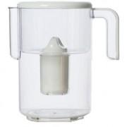 DEWBERRY Classic vízszűrős kancsó fehér színben