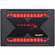 "SSD 2.5"", 480GB, KINGSTON HyperX FURY RGB, SATA3 (SHFR200/480G)"