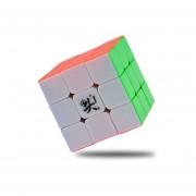 GuHong II 3x3x3 Rompecabezas velocidad Cube- multicolores