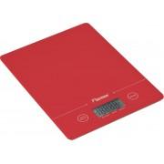 Bestron AKS700R - Digitale Keukenweegschaal - Rood