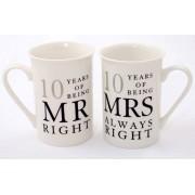 Cani cadou aniversare casatorie 10 ani