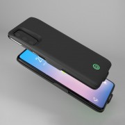 7000mAh Battery Charger Case Emergency Power Bank for Samsung Galaxy S20 - Black