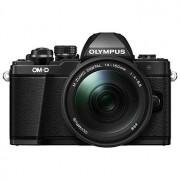 Olympus E-M10 Mark II kamerahus svart + M.Zuiko Digital ED 14-150/4-5,6 II