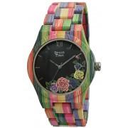 Green Time Flower ZW067C